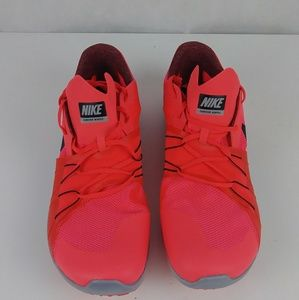 Nike NWOTB Racing Shoes Pink Mens Size 11